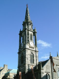 Kirche in Edinburgh