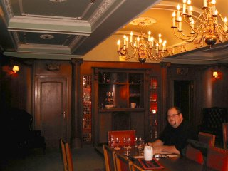 Glenfarclas' Ship's Room